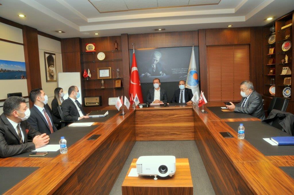 ÇKA ve Mersin Büyükşehir Belediyesi Arasında İki Protokol İmzalandı