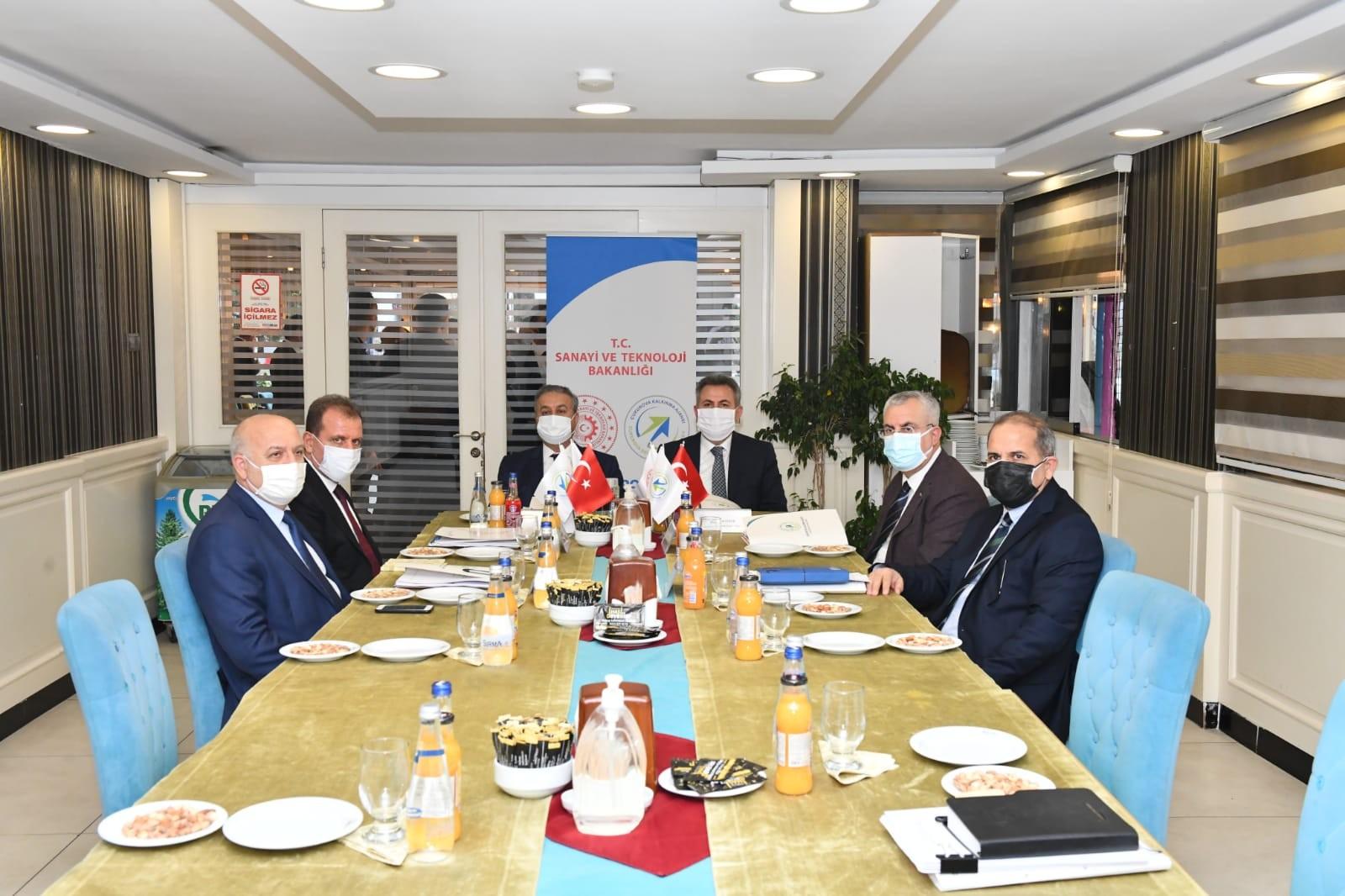 ÇKA Kasım Ayı Yönetim Kurulu Toplantısı Mersin'de Gerçekleştirildi